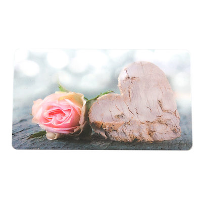 Shoppingcards supplémentaires rose